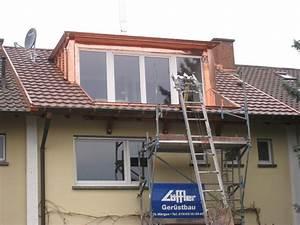 Dachgaube Mit Balkon Kosten : gerd schwab wohngeb ude umbau sanierung ~ Lizthompson.info Haus und Dekorationen