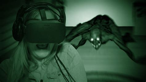 Scary Images How Scary Is The Vr Boogeyman