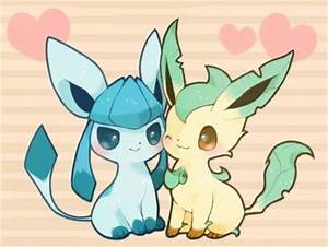 Top Kawaii Leafeon Images for Pinterest Tattoos
