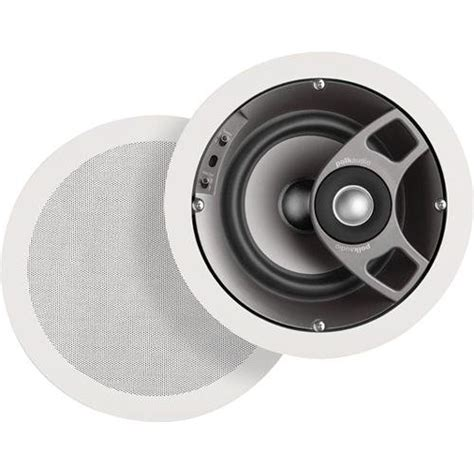 gt black friday polk audio tc60i round 2 way 6 5 inch in