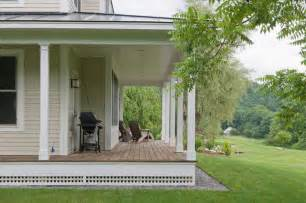 country home plans with wrap around porches southern vt revival farmhouse addition traditional