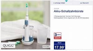 Akku Heckenschere Aldi Test : quigg akku schallzahnb rste als aldi angebot ab 18 ~ Michelbontemps.com Haus und Dekorationen