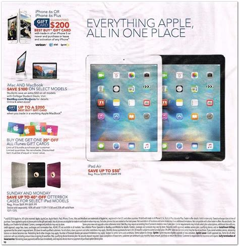 best ipad air deals cyber monday