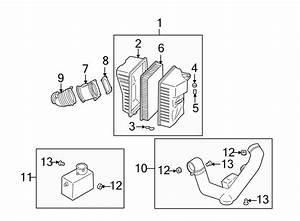 Mazda Mpv Mass Air Flow Sensor  Engine  Liter  That
