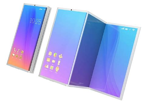 foldable samsung galaxy x smartphone gets leaked