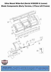 Wide-out 8 U0026 39 -10 U0026 39   Serial  180209  U0026 Lower