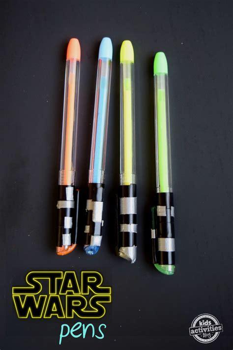 fourth      diy lightsaber pens