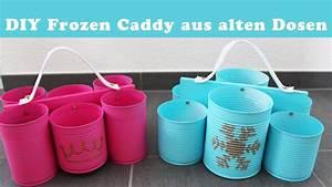 Basteln Mit Blechdosen : diy frozen blech dosen caddy anna elsa basteln back to school youtube ~ Orissabook.com Haus und Dekorationen