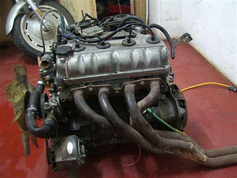 motor de toyota vendo motor toyota 2t completo