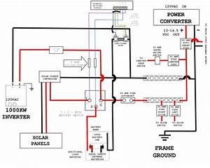 12 Volt Electrical Wiring Diagram For Coachman Trailer