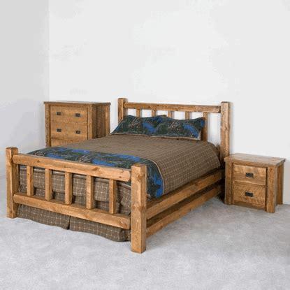 viking  jack barnwood bedroom set