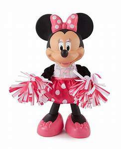 Disney Cheerin' Minnie - Toys & Games - Dolls ...