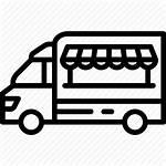 Truck Icon Ice Cream Icons Editor Open