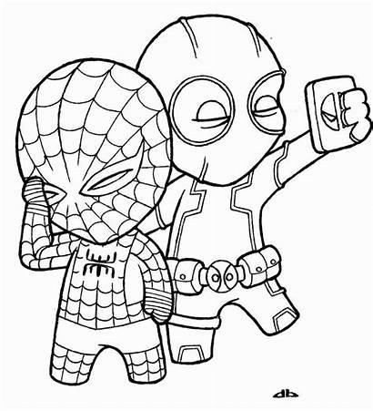 Morales Coloring Miles Avengers Spiderman Superhero