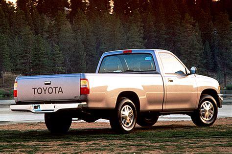 1993 98 Toyota T100   Consumer Guide Auto