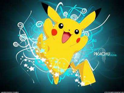 Wallpapers Pokemon Pc Desktop Pikachu Cool Amazing