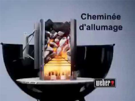 cheminee d allumage weber raviday barbecue
