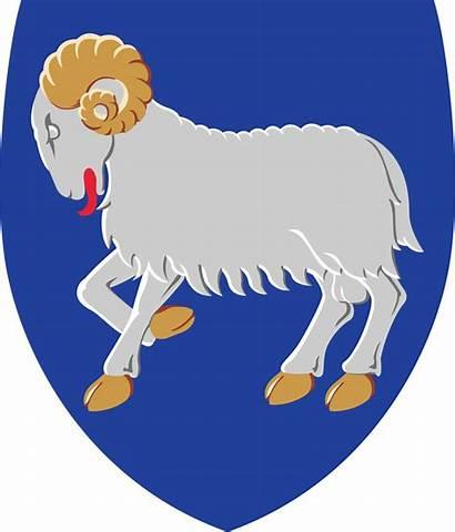 Arms Coat Faroe Islands Svg Wikipedia Wikimedia