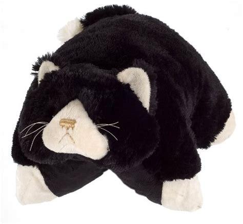 my pillow pets buy best my pillow pets ms cat 18 quot large black on