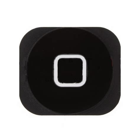 iphone button iphone 5 home button black
