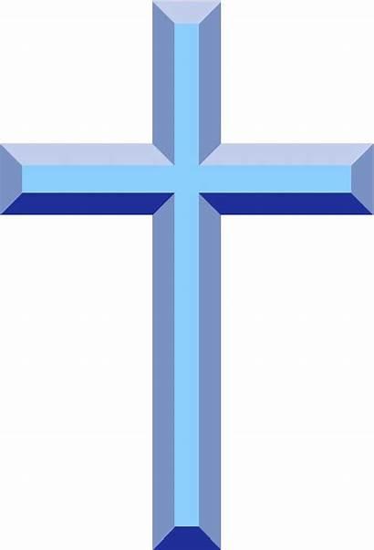 Cross Baptism Clipart Clip Catholic Crosses Lutheran