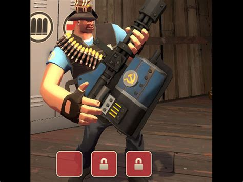 team iron curtain team fortress 2 gt skins gt heavy weapons