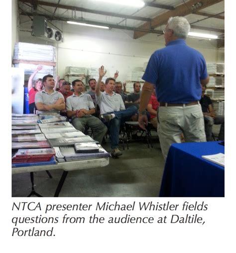 Louisville Tile Distributors Knoxville Tn by Ntca Tile Workshop Tileletter