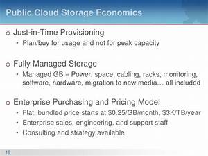 Extreme Tiered Storage Flash, Disk, And Cloud