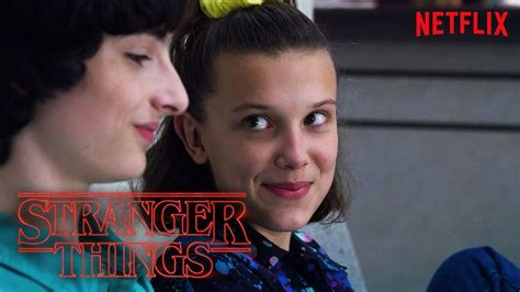 eleven mikes cutest moments stranger