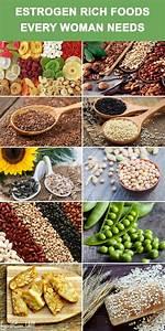 Estrogen Rich Foods Every Woman Needs