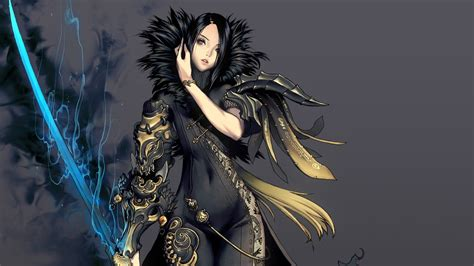 Blade And Soul Anime Wallpaper - blade and soul anime sword wallpapers hd desktop