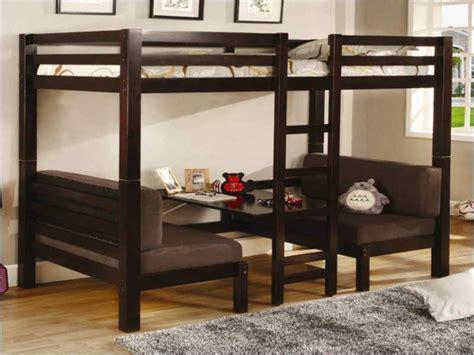 mezzanine canap le lit mezzanine avec bureau est l 39 ameublement créatif