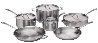clad stainless cookware  micro reviews    choose