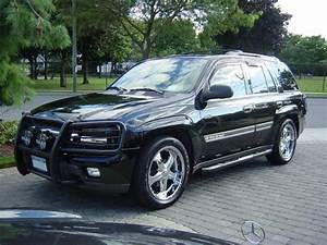 2002 Chevrolet Trailblazer - Pictures