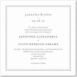 thermography wedding invitations pure style With wedding paper divas thermography invitations
