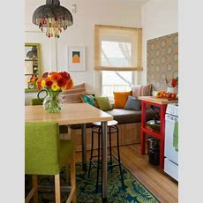20 Small Eatin Kitchen Ideas & Tips + Dining Chairs