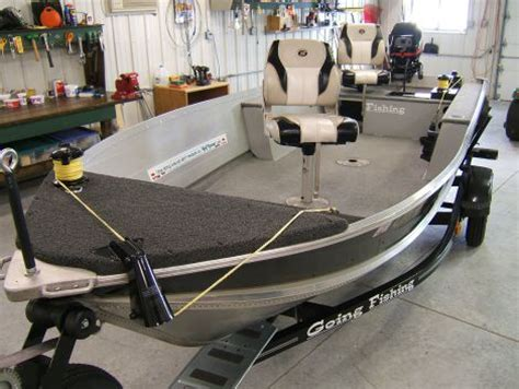 Lund Boats Northwood Nd by 2002 14 Foot Lund Northwood Fishing Boat For Sale In