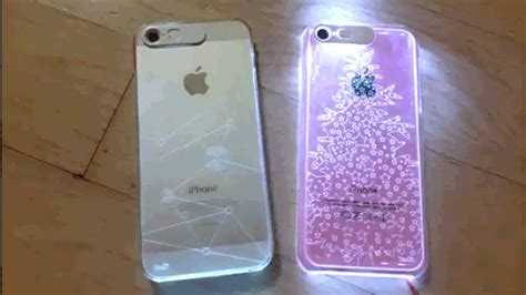 why wont my iphone ring festive iphone cases light up when you get calls alerts