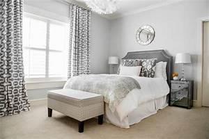 Wandfarbe Grau Beige : wandfarbe grau im schlafzimmer 77 gestaltungsideen ~ Michelbontemps.com Haus und Dekorationen