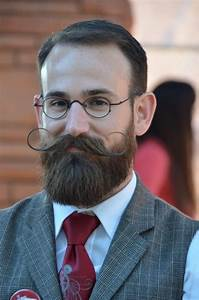 Handlebar Moustache: How to Grow & Style a Handlebar ...