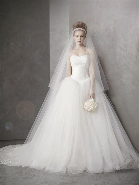 Classic Ballgown Wedding Dress Inspired By Kim Kardashian