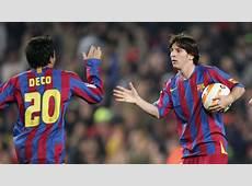 Liga FC Barcelone Il y a dix ans, Messi jouait son