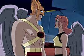 Hawkman And Hawkgirl