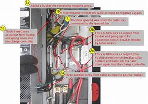 Home Solar Panel System Wiring Diagram