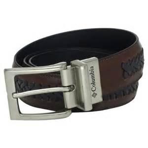 Reversible Leather Belt for Men