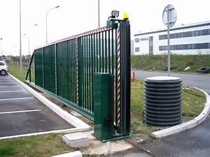 Portail Coulissant Sur Rail : 2am ouverture service professionnels ~ Edinachiropracticcenter.com Idées de Décoration