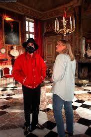 Michael And Second Wife, Debbie Rowe - Michael Jackson ...