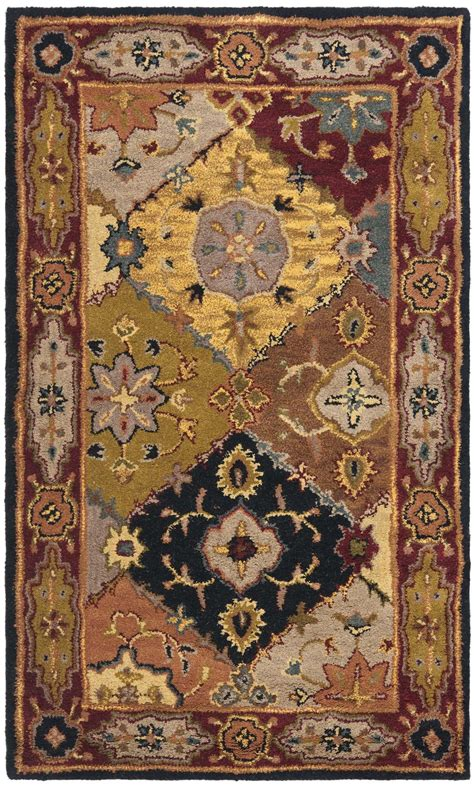 safavieh collection rug hg512b heritage area rugs by safavieh
