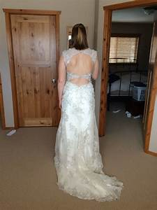 backless wedding dress spanx wedding gown dresses With spanx for wedding dress