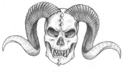 demon skull  dragonwings  deviantart
